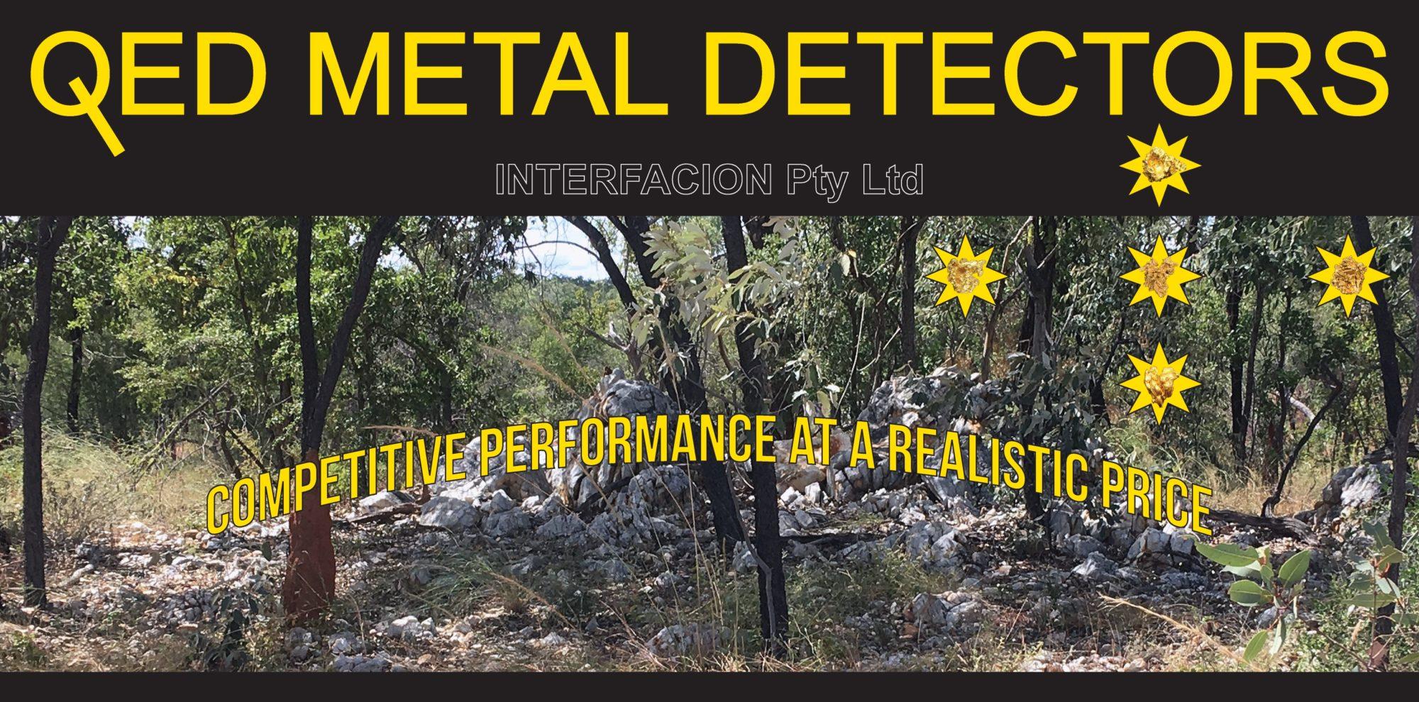 QED Metal Detectors
