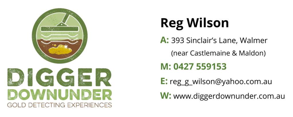 Digger Downunder