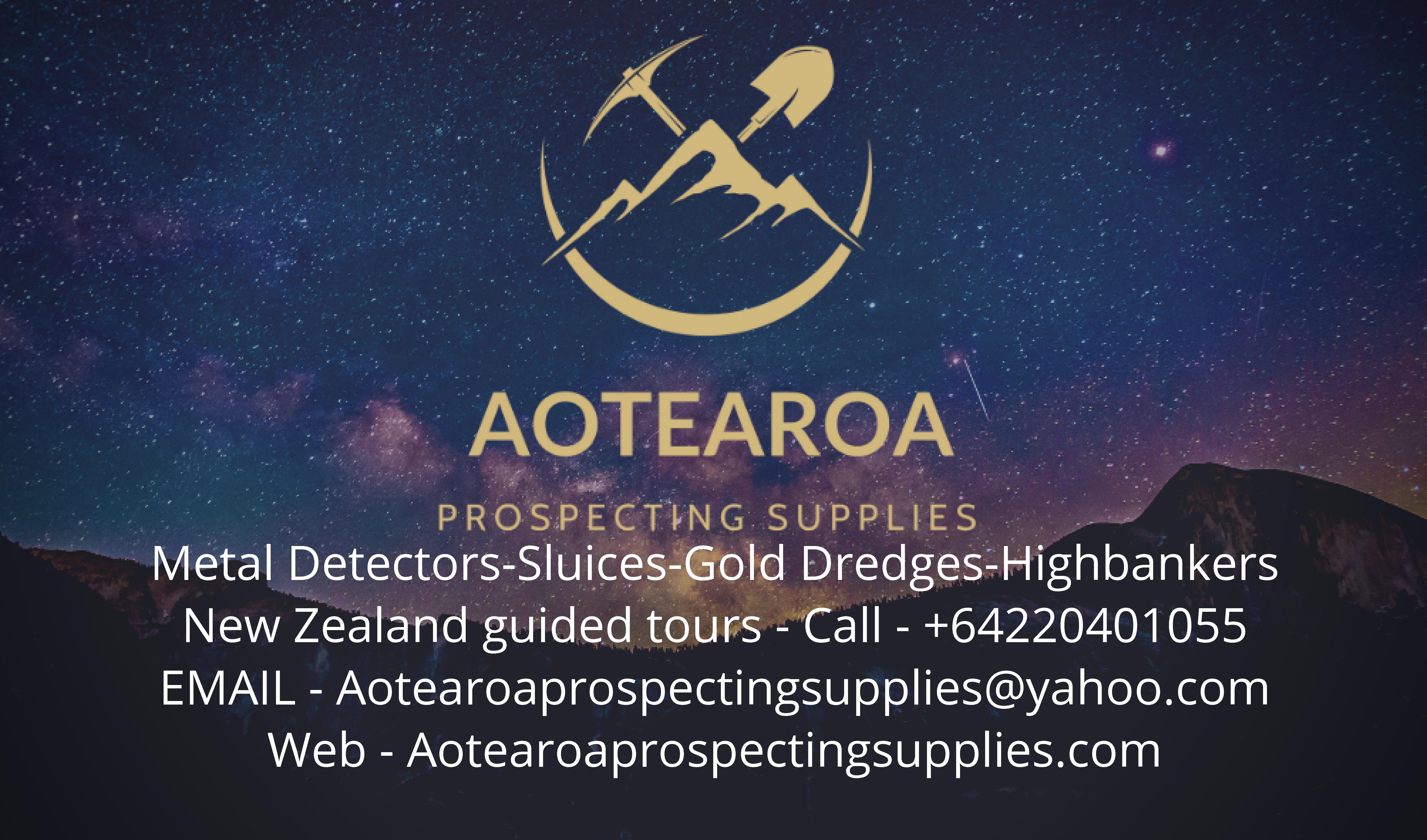 AOTEAROA Prospecting Supplies